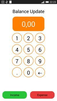 Wallet Balance apk screenshot