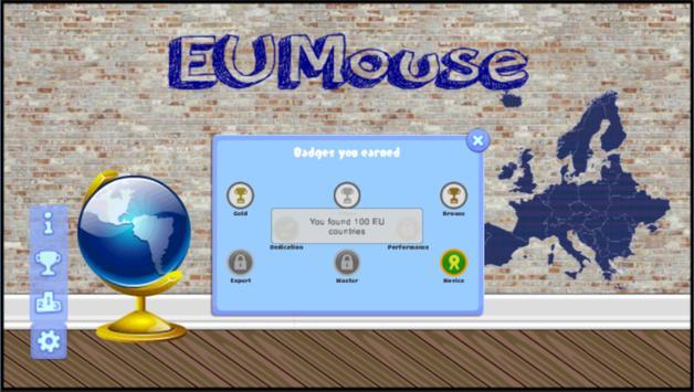 EUmouse screenshot 1