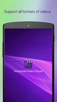 Universal Video Player poster