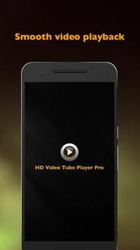 HD Video Tube Player Pro poster
