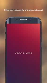 HD Video Player for Android poster