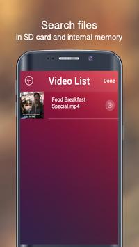 HD Video Player for Android apk screenshot