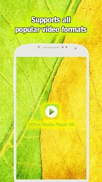 Offline Media Player HD poster