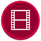 Simple Offline MP4 Player HD icon