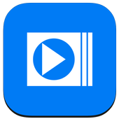 Simple MP4 Video Player HD icon