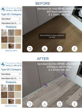 Flooring Hut AR screenshot 2