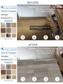 Flooring Hut AR screenshot 9