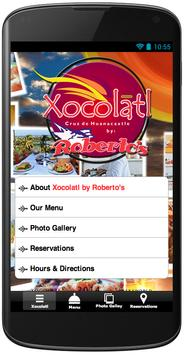 Xocolatl poster