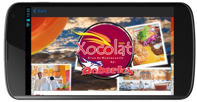 Xocolatl screenshot 1