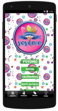 yoyomo screenshot 2