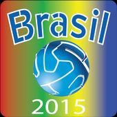 Brasil 2014 Stadium Guide icon