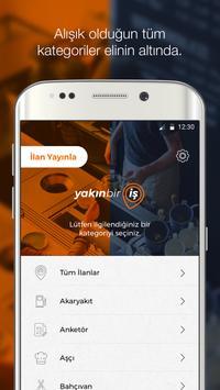 Yakinbiris screenshot 1