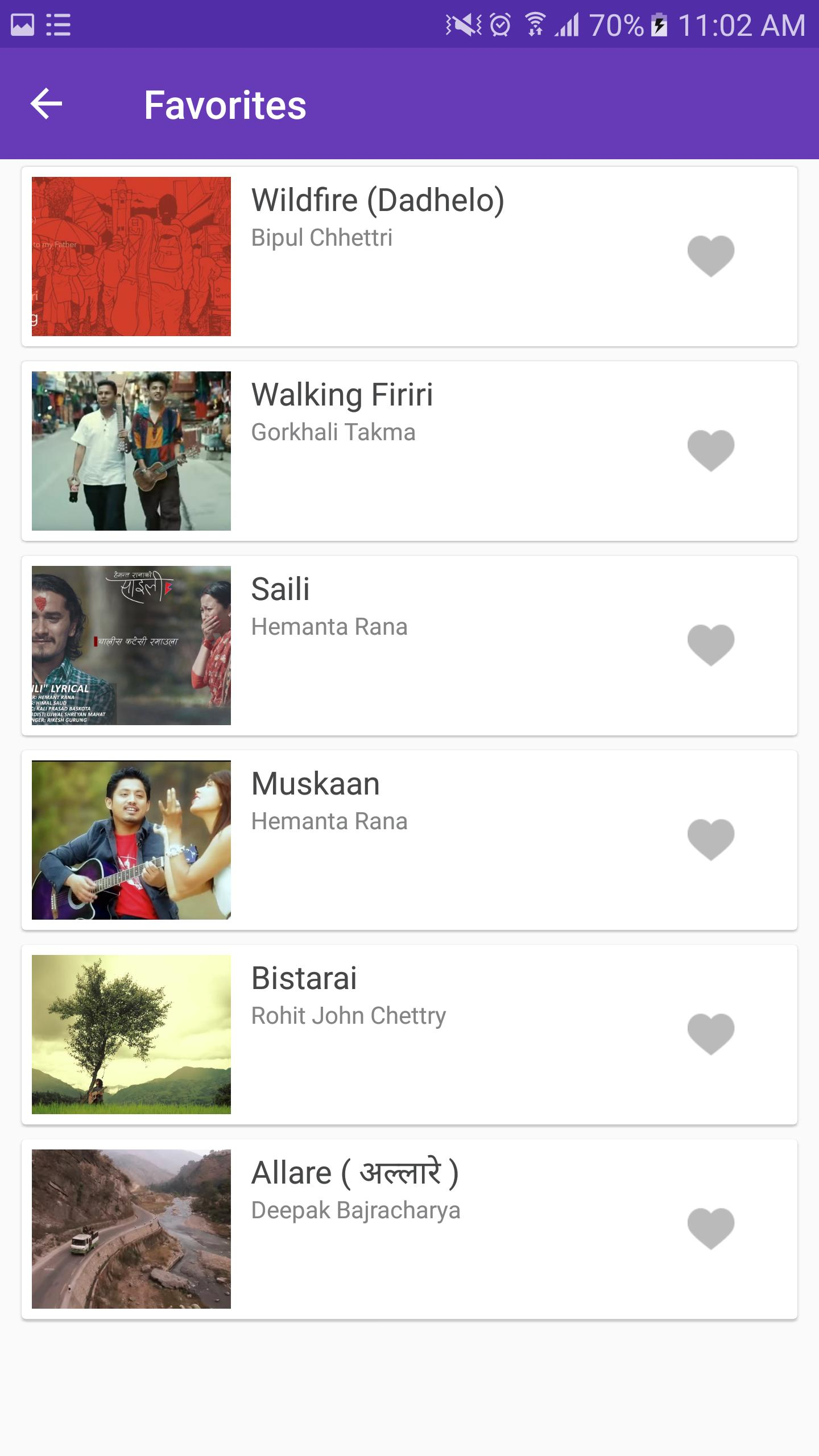 Lyrics Nepal for Android - APK Download