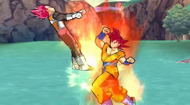 Goku Xenoverse Warrior budokai apk screenshot