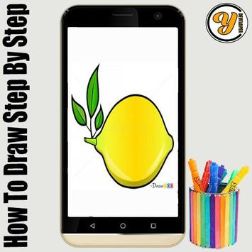 Learn to draw fruits screenshot 2