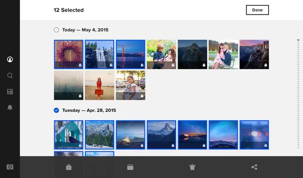 Flickr apk screenshot