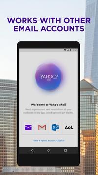 Yahoo Mail – Organize-se Cartaz