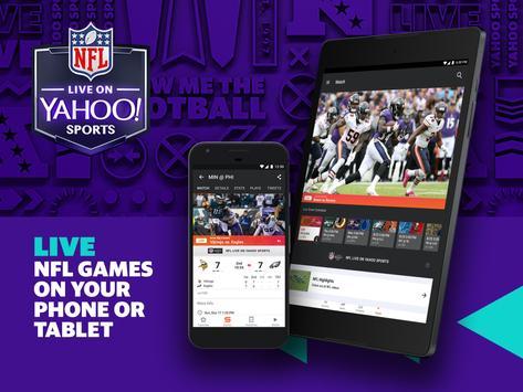 Yahoo Deportes: Fútbol y más captura de pantalla de la apk