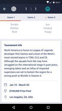 Yahoo Esports screenshot 4