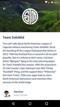 Yahoo Esports screenshot 5