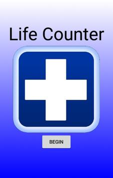 Life Counter poster