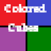 Colored Cubes icon