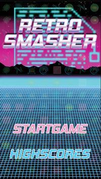 Retro Smasher poster