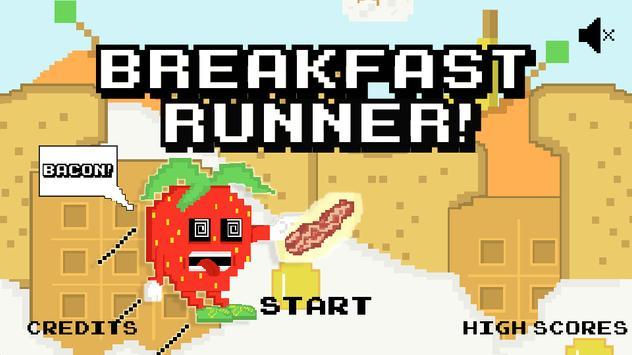 Breakfast Runner apk screenshot