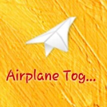airplane toggle(root) poster