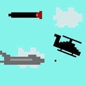 Retro Jet Fighter icon