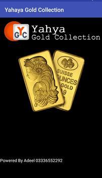 Yahya Gold Collection screenshot 2