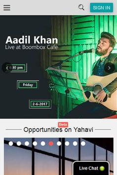 Yahavi poster