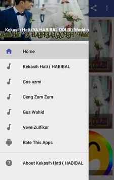 Kekasih Hati ( YA HABIBAL QOLBI ) Wedding apk screenshot