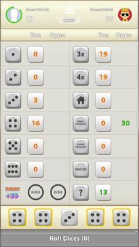 Yahtzee Challenge screenshot 8