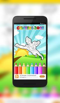 New Coloring Book Ultra for Kids screenshot 2