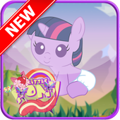 Twilight Sparkle My Litle Pony icon