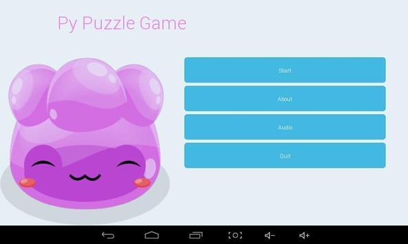 PyPuzzle poster