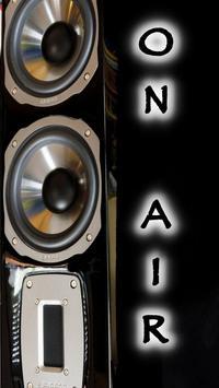 Radio For WSB 750 AM Macon Atlanta poster