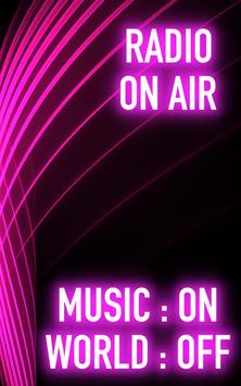 Radio For The Beat 92.5 Montreal poster