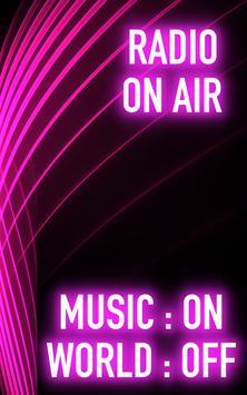 Radio For x96.3 FM New York poster