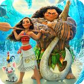 Moana Island Run icon