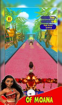 Moana Island Run screenshot 1