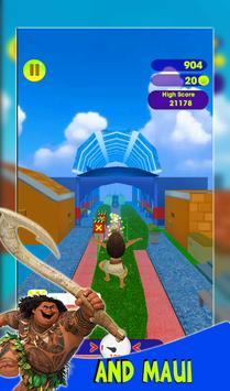 Moana Island Run screenshot 2