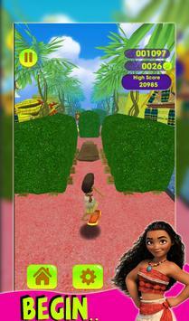 Moana Island Run screenshot 7