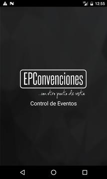 Control de Eventos poster