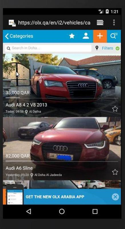 Arabia Olx Alert Cars For Android Apk Download
