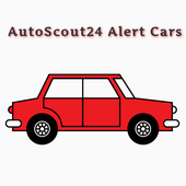 Alerte Voiture d' AutoScout24 Europe icon