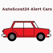 Auto Scout 24 Alerte Voiture Europe icon