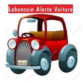 Alerte Voiture de Leboncoin France icon