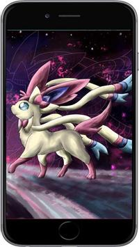 Sylveon Wallpapers HD poster